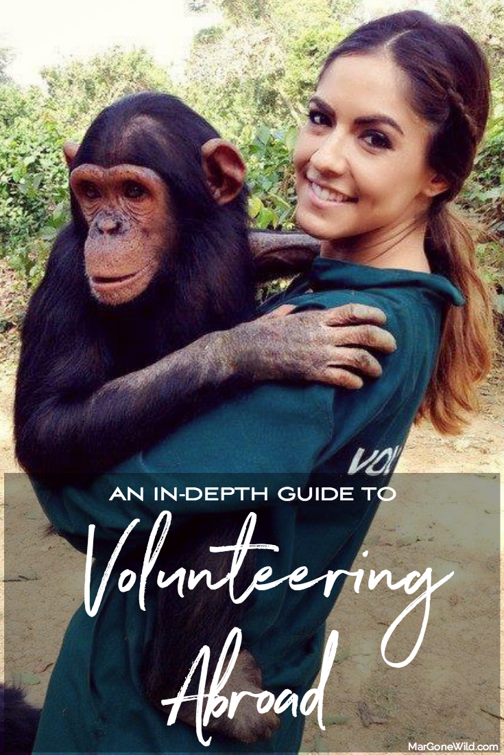 An in-depth guide to choosing the right international volunteer project- Mar gone Wild.