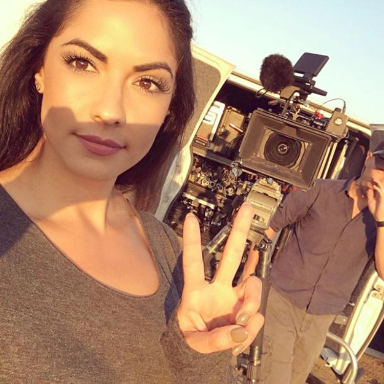 Marlina Moreno On Camera Host Presenter