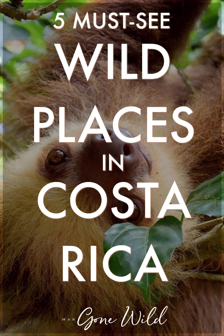 Must See Wild Places in Costa Rica by Mar Gone Wild