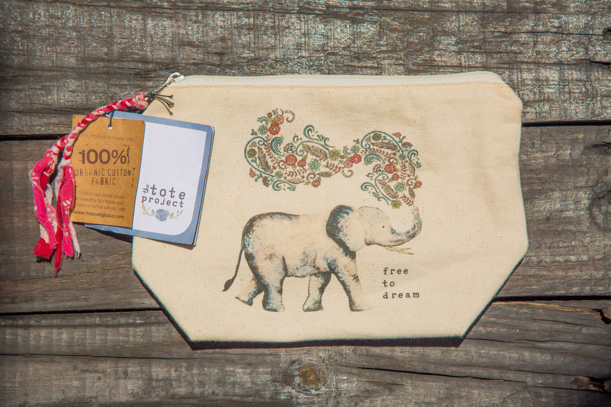 Ethical Fashion Brands - The Tote Project - Mar Gone Wild
