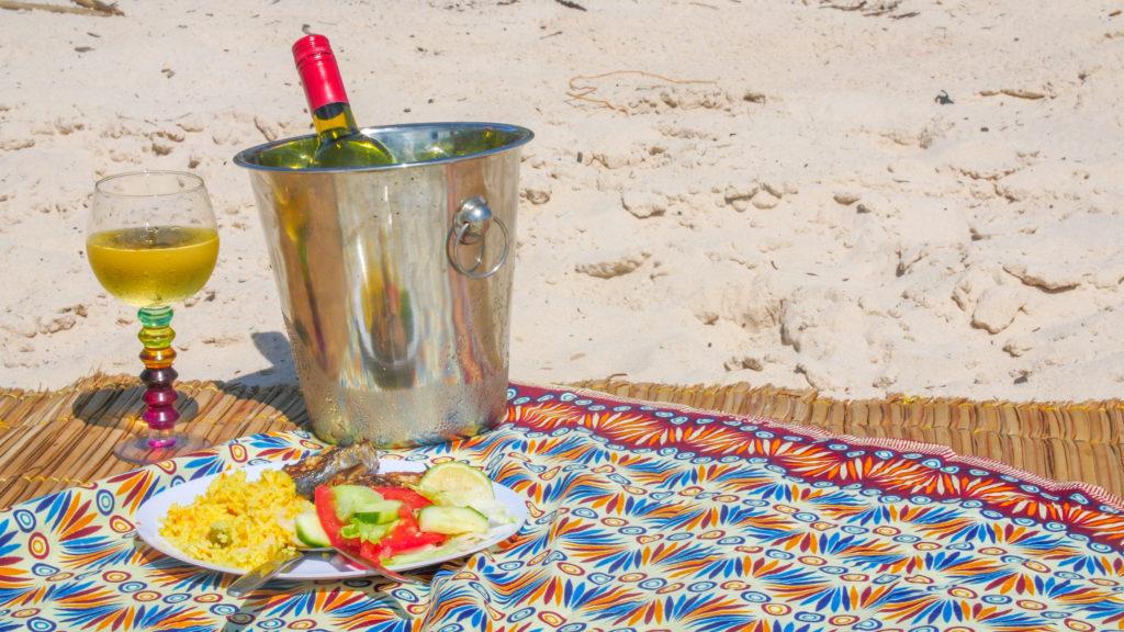 Dhow Island Tour Mozambique