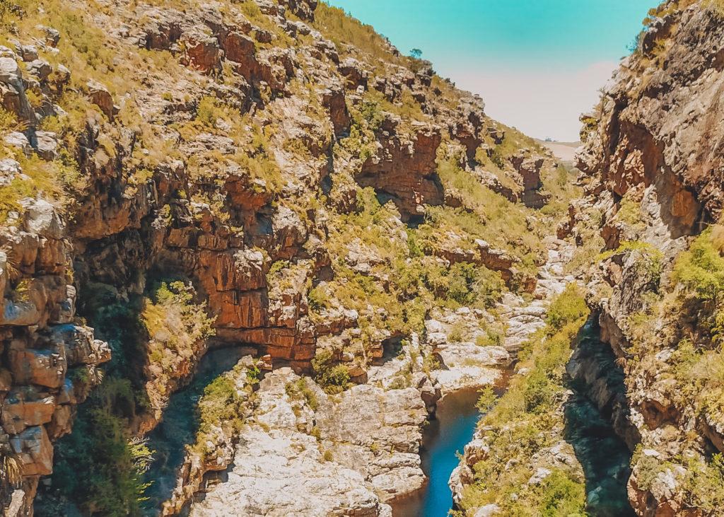 TRADOUW RIVER - South Africa Garden Route