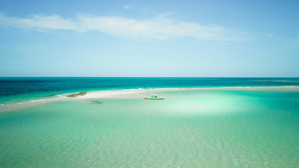 Island Paradise in Mozambique
