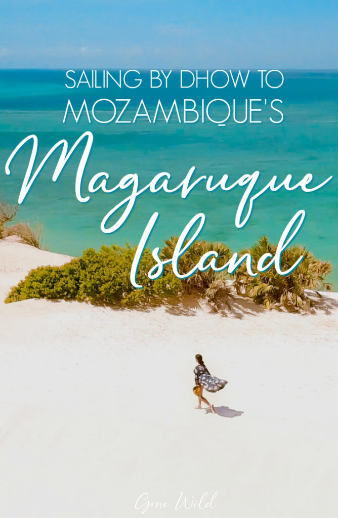 Sailing by Dhow to Mozambique's Magaruque Island