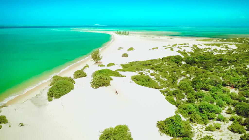 Magaruque Island Mozambique