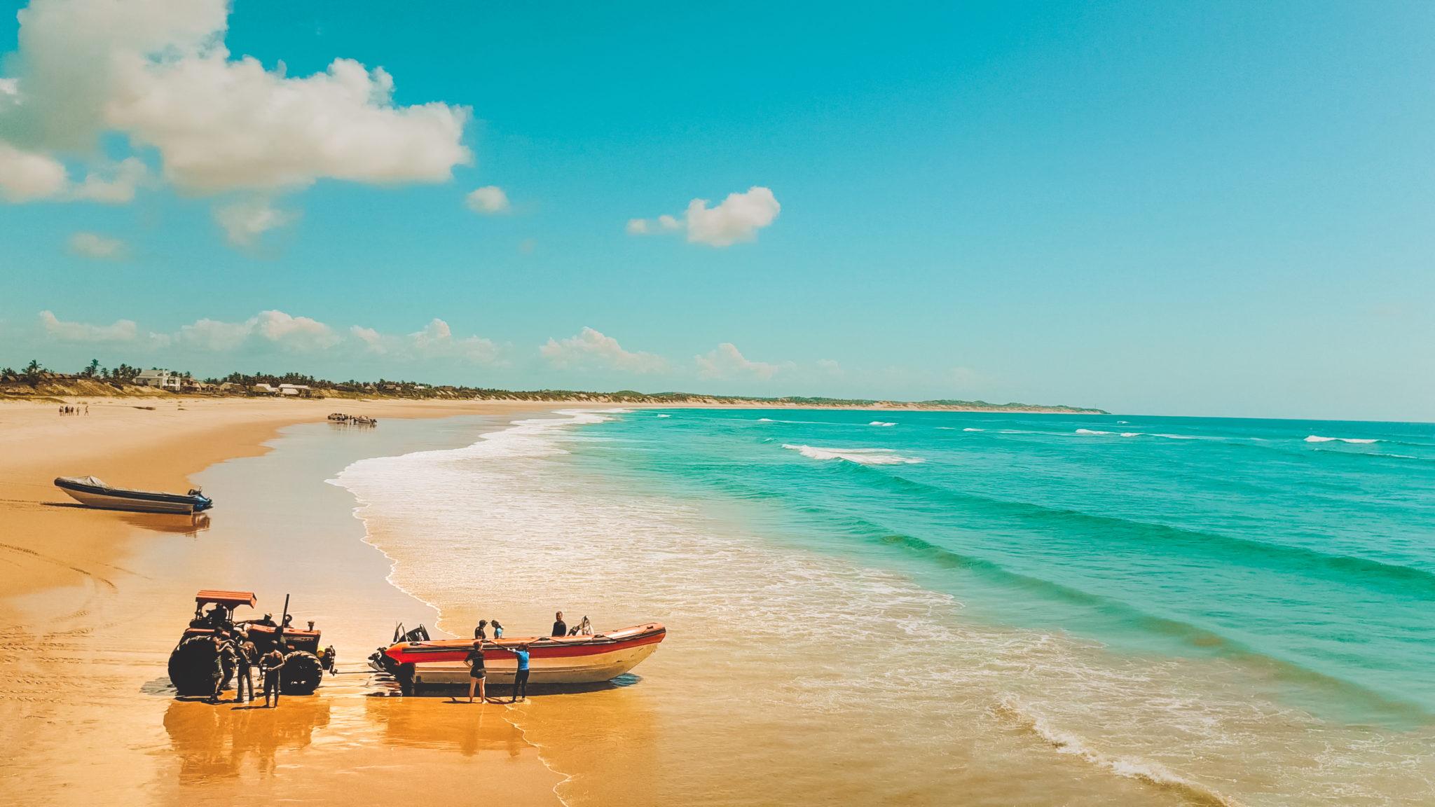 Things to do in Tofo Beach - Mozambique Ocean Safari