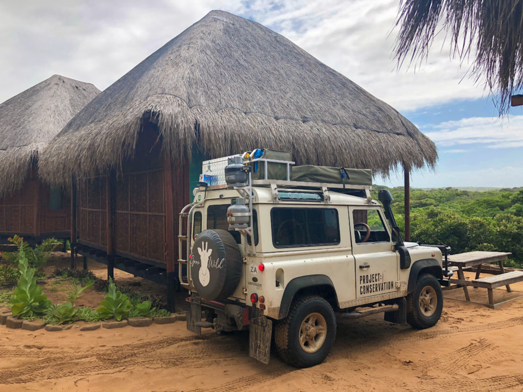 Self-Driving in Mozambique Tips - Mar Gone Wild