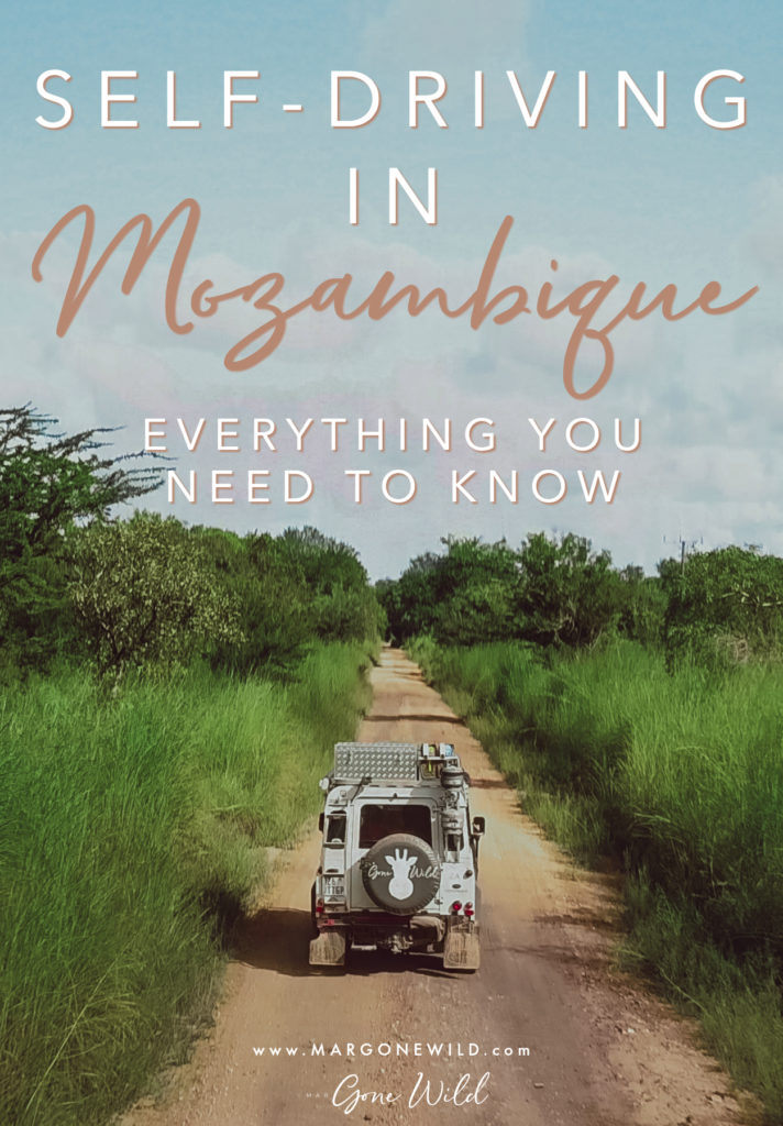SELF-DRIVING IN MOZAMBIQUE: EVERYTHING YOU NEED TO KNOW (THAT I WISH