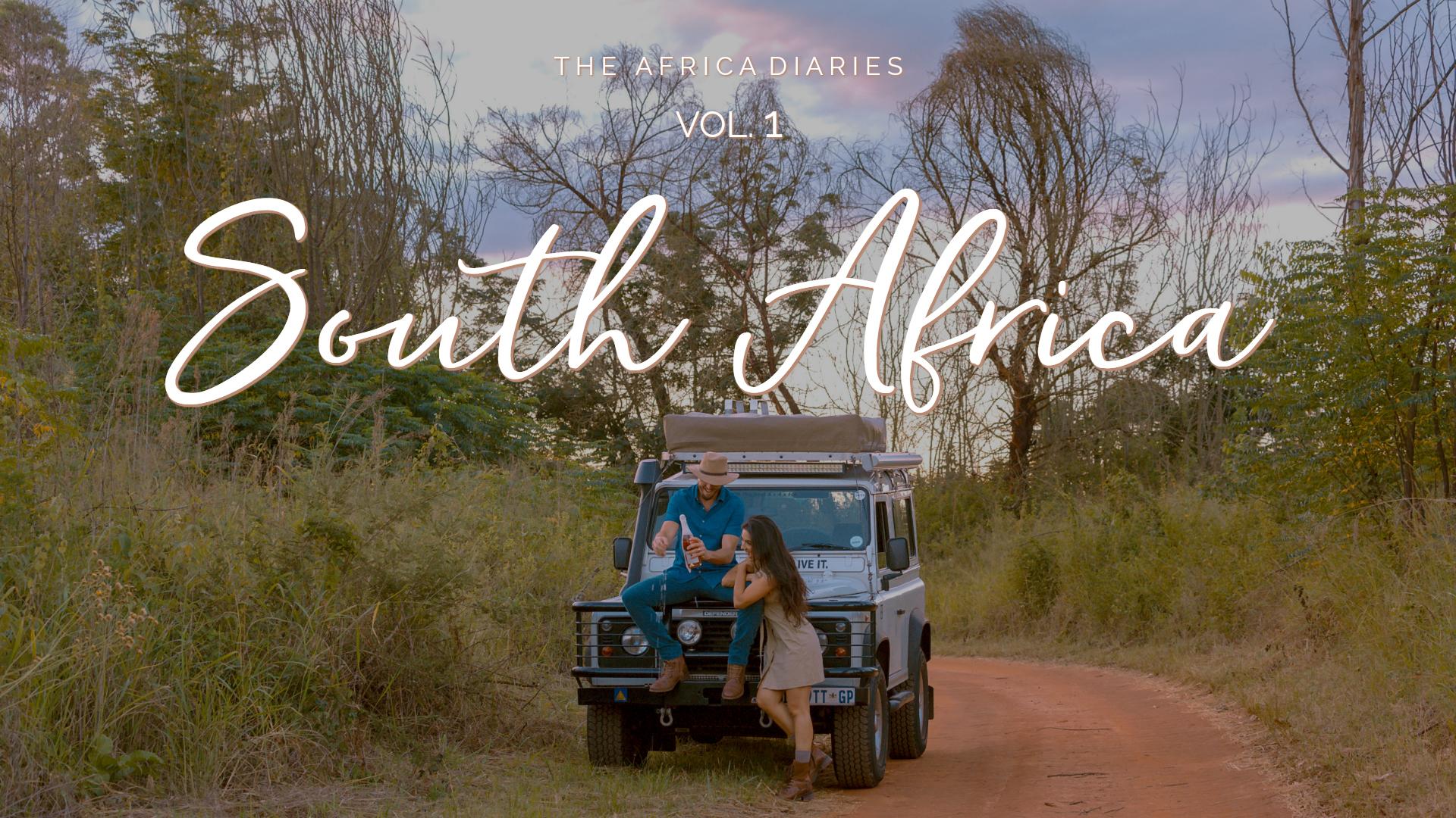 AFRICA DIARIES VLOG