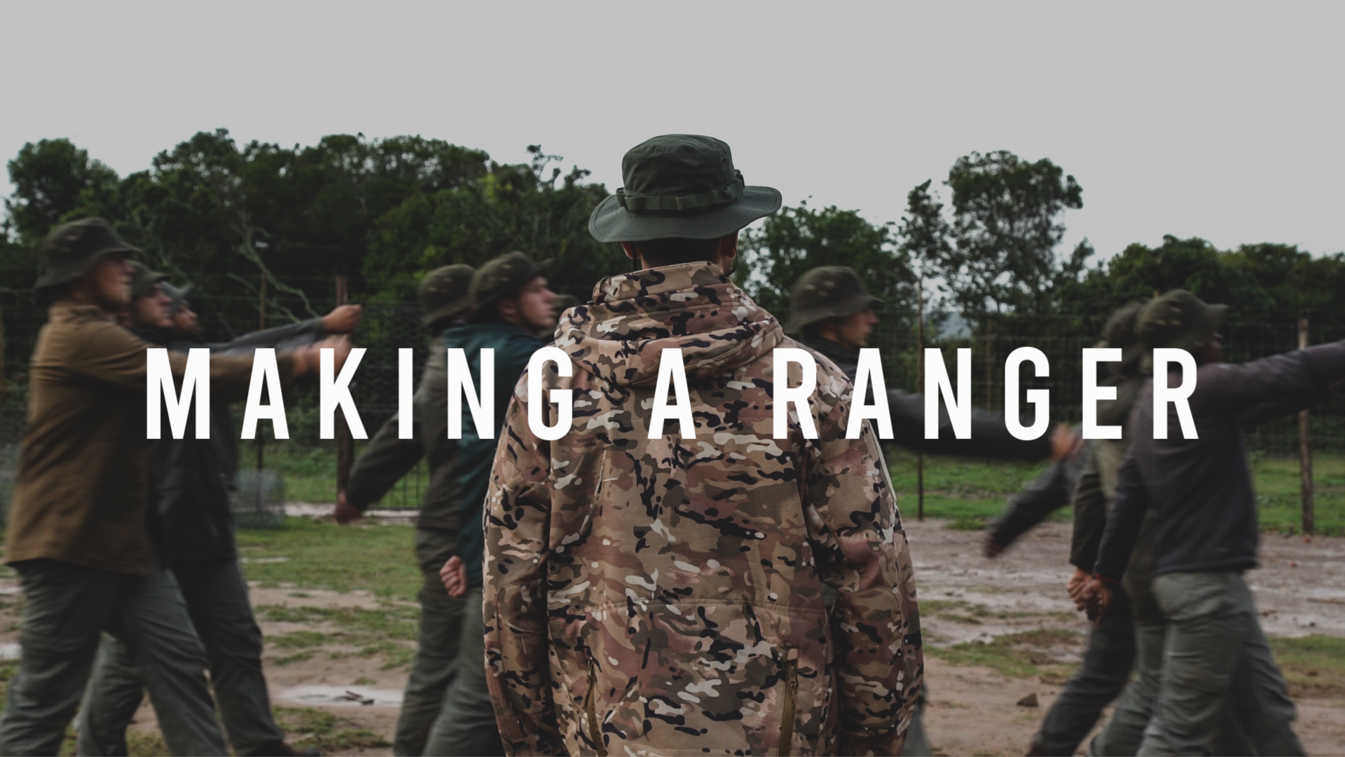 FILM ~ Making a Ranger